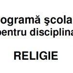 Religia – disciplină școlară